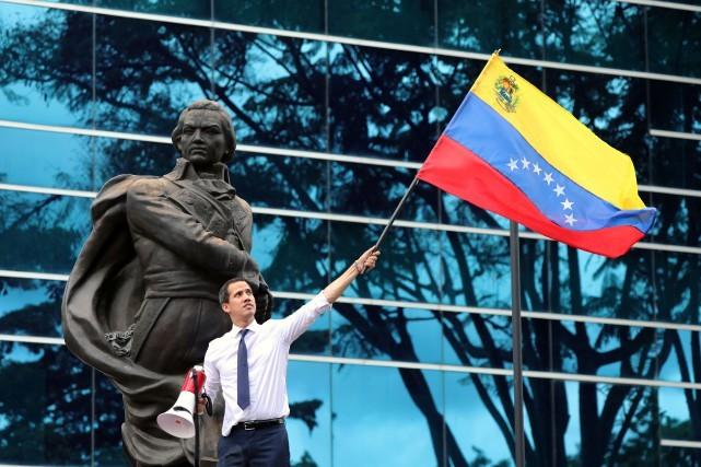 Venezuela: Guaidó exhorte ses partisans à «ne pas se rendre» - ảnh 1
