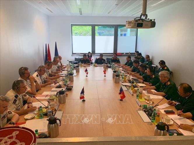 Vietnam-France : renforcement de la coopération défensive - ảnh 2