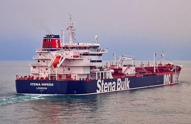 Détroit d'Ormuz: Londres dénonce «la saisie inacceptable» de «deux navires» par l'Iran - ảnh 1