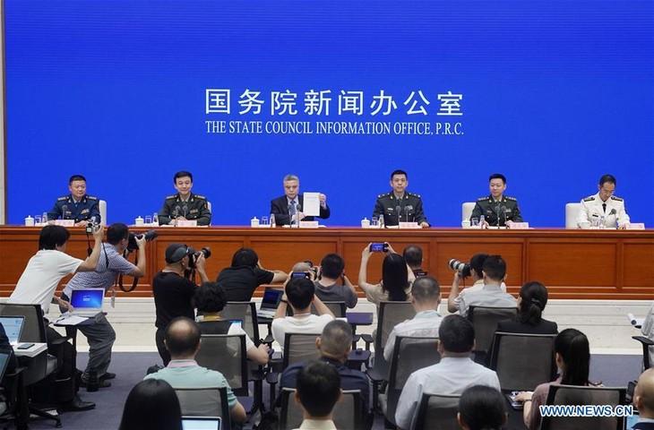 Chine: publication du livre blanc sur la défense  - ảnh 1