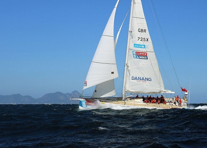 Quang Ninh accueillera la Clipper round the World Yacht Race - ảnh 1