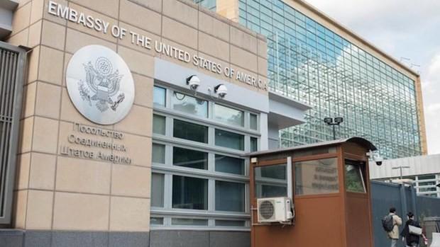 Moscou convoque un diplomate américain après une «ingérence dans les affaires» de la Russie - ảnh 1