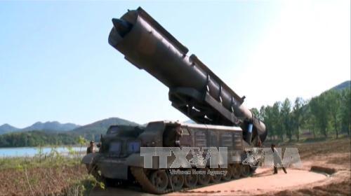 Посол КНДР в Индии назвал условие введения моратория на ядерные испытания - ảnh 1