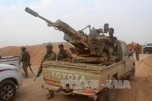 Иракская армия одержала ещё одну победу  над боевиками ИГ - ảnh 1