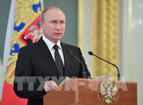 Путин раскритиковал экономические санкции против России - ảnh 1