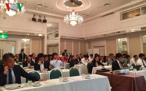 Японские предприятия хотят активизировать инвестиционное сотрудничество с Вьетнамом - ảnh 1