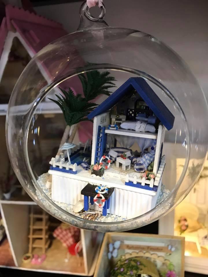 История возникновения «Roombox» - кукольная комната в коробке - ảnh 3