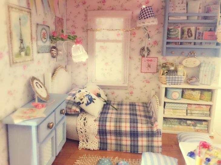 История возникновения «Roombox» - кукольная комната в коробке - ảnh 1
