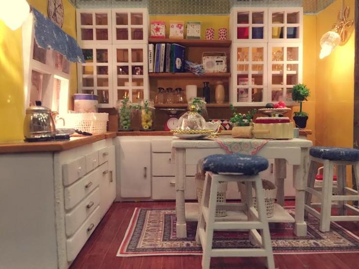 История возникновения «Roombox» - кукольная комната в коробке - ảnh 2