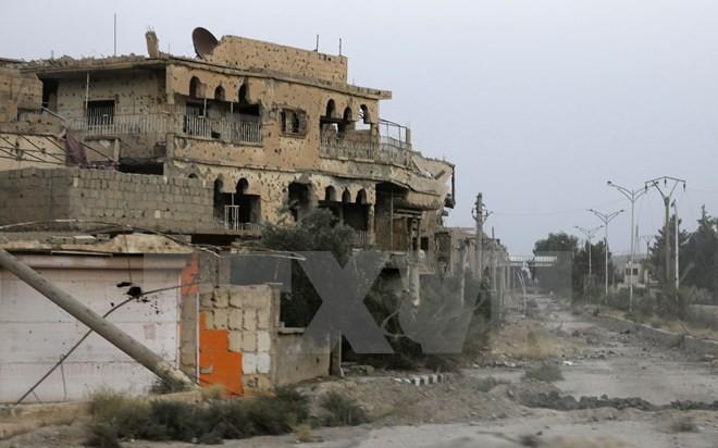 Сирия обвинила США в поддержке боевиков ИГ - ảnh 1