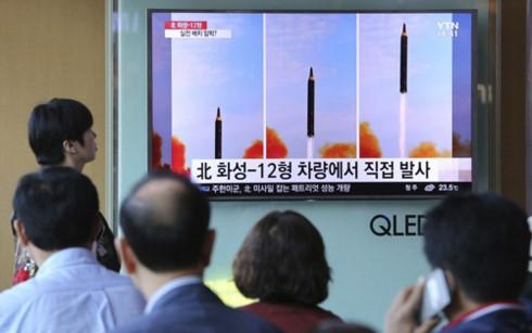 КНДР готовится к новым ракетным испытаниям  - ảnh 1
