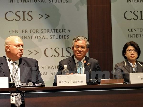 В Вашингтоне прошел 5-й семинар по вопросам структуры азиатского региона - ảnh 1