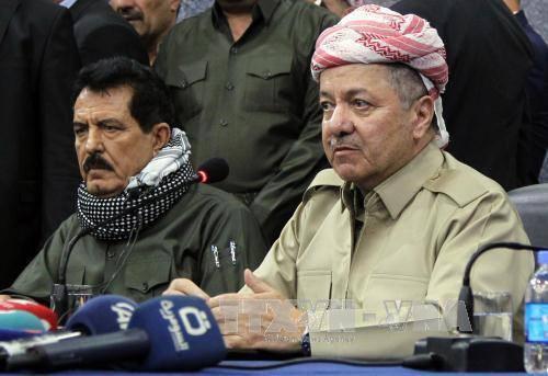Ирак выдал ордер на арест вице-президента Курдистана - ảnh 1