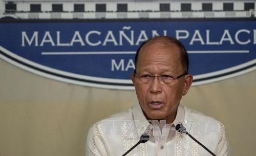 На Филиппинах прошла 4-я встреча глав Минобороны стран-членов АСЕАН с партнерами - ảnh 1