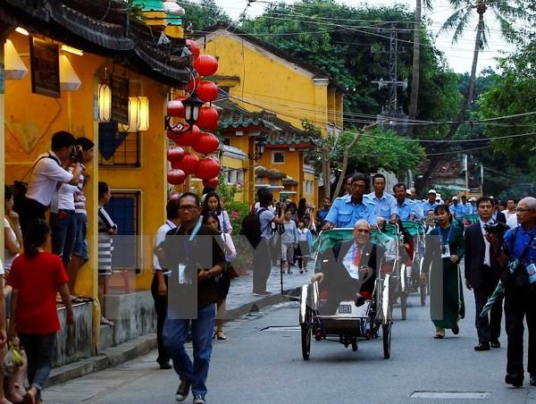Неделя саммита АТЭС 2017 – идеальная возможность для рекламирования вьетнамского туризма - ảnh 1