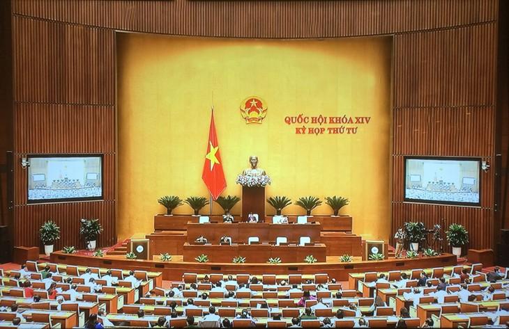 Нацсобрание СРВ приняло резолюцию о распределении госбюджета в 2018 году - ảnh 1