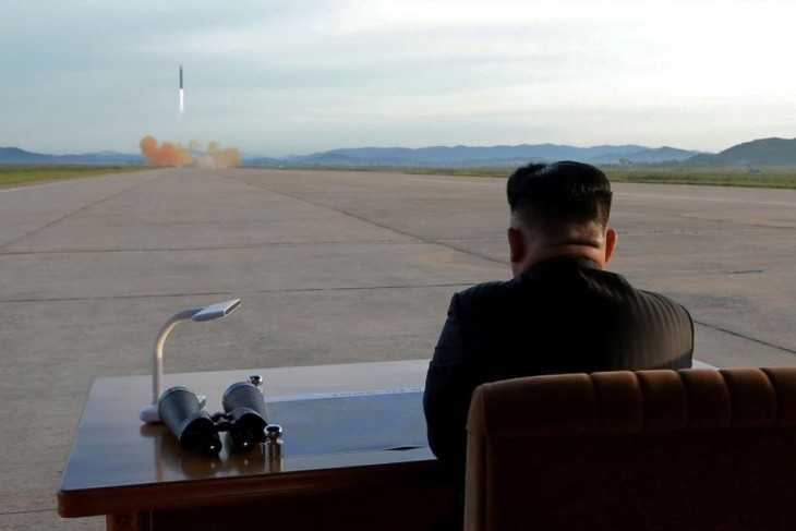 """КНДР планирует запустить разведывательный спутник """"Кванмёнсон-5"""" - ảnh 1"""