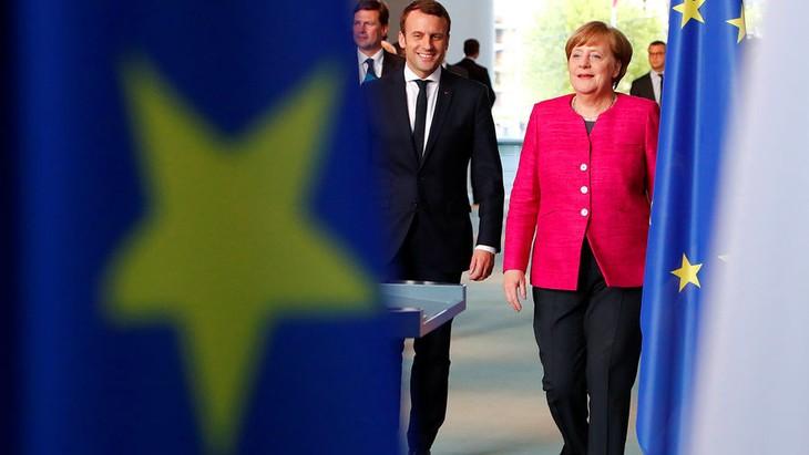 Руководители Франции и Германии призвали Донбасс и Украину обменяться оставшимися пленными - ảnh 1