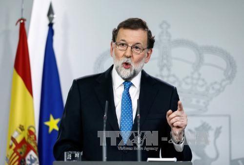 Премьер Испании намерен созвать первое заседание нового парламента Каталонии  - ảnh 1