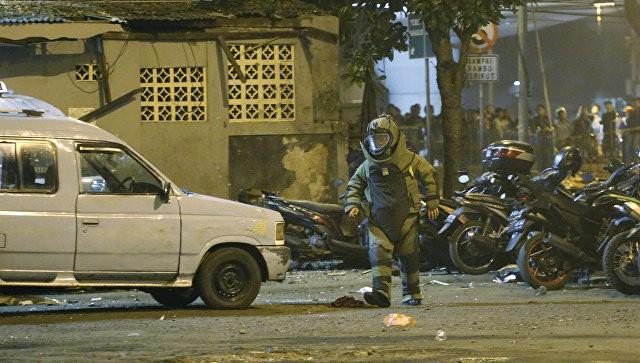 ИГ взяло на себя ответственность за взрывы в Индонезии - ảnh 1
