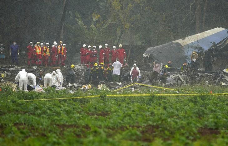В результате авиакрушения на Кубе 18 мая выжили только три человека  - ảnh 1