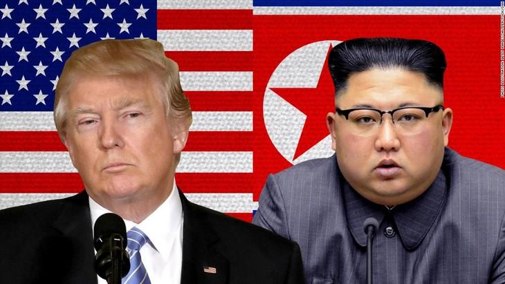 Республика Корея надеется на успех предстоящей встречи Дональда Трампа и Ким Чен Ына - ảnh 1
