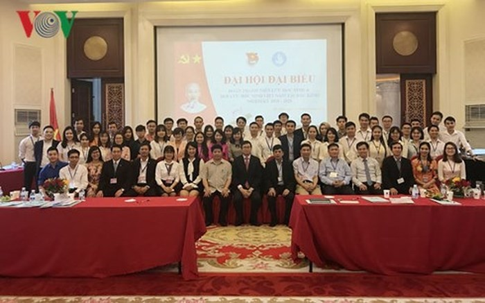 Pembukaan Kongres  Liga Pemuda  Aspiran Viet Nam di Tiongkok - ảnh 1