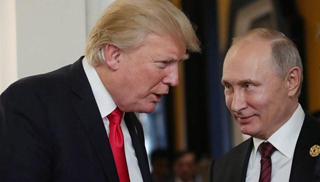 Встреча Путина и Трампа, возможно, состоится этим летом  - ảnh 1