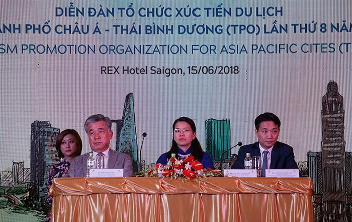 Хошимин: 8-й форум Организации по продвижению туризма городов Азиатско-Тихоокеанского региона  - ảnh 1