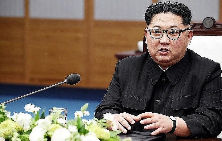Лидер КНДР Ким Чен Ын прибыл с визитом в Пекин - ảnh 1