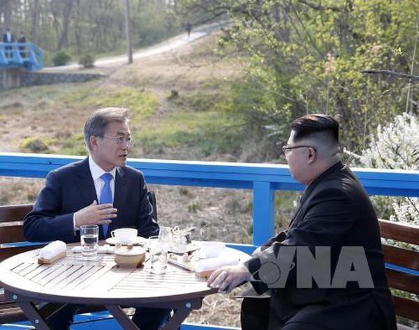 Республика Корея и КНДР начали обсуждать вопрос объединения железных дорог  - ảnh 1