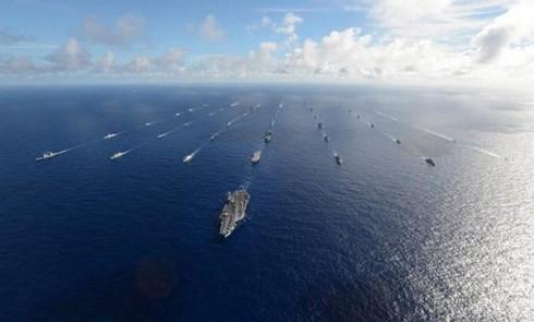 Vietnam's navy to participate in 2018 RIMPAC  - ảnh 1
