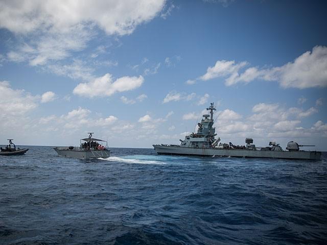 ВМС Израиля и Франции провели совместные военные учения - ảnh 1