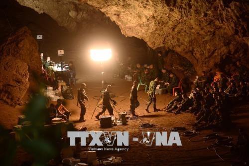 Власти Таиланда превратят пещеру Тхам Луанг в достопримечательность - ảnh 1