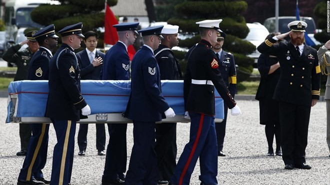 КНДР и США обсуждают вопросы репатриации останков американских солдат - ảnh 1