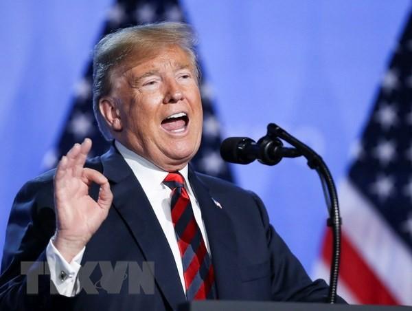 Трамп уточнил, что не возлагает больших надежд на саммит в Хельсинки - ảnh 1