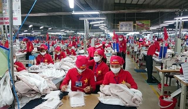 В текстильно-швейном производстве Вьетнама в первом полугодии наблюдались значительные шаги  - ảnh 1