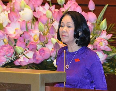 В Ханое прошла тематическая конференция «Работа с женщинами в новых условиях» - ảnh 1