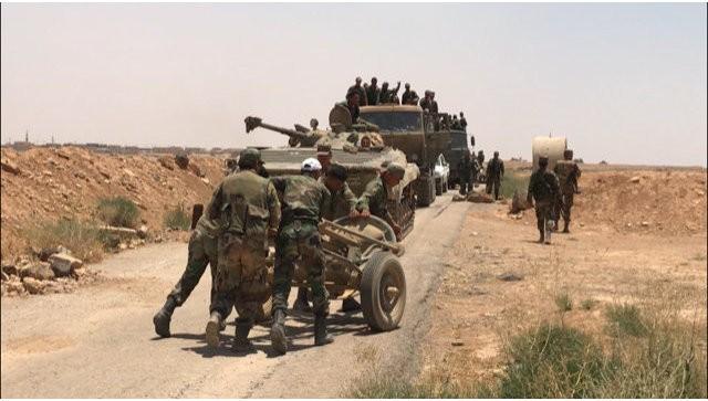 В Совфеде отреагировали на авиаудар коалиции в Сирии - ảnh 1