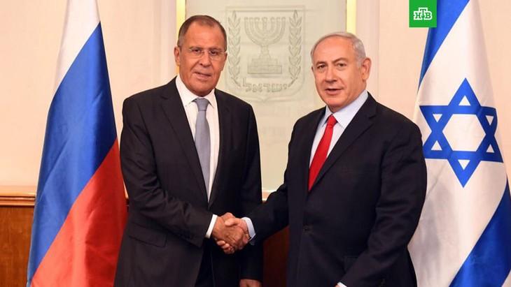 Лавров и Нетаньяху обсудили ситуацию в регионе - ảnh 1