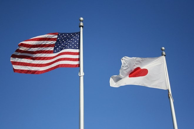 Япония и США отложили первый раунд переговоров по торговле на август - ảnh 1