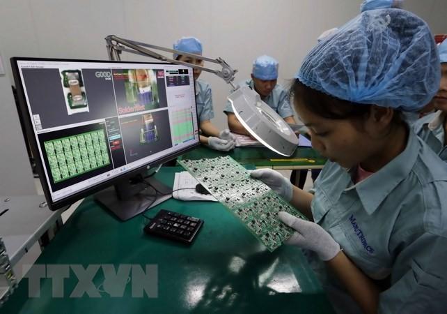 США продолжают оставаться ключевым экспортным рынком Вьетнама - ảnh 1