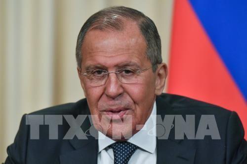 Сергей Лавров раскритиковал политику санкционного давления США - ảnh 1