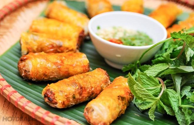 Посольство Вьетнама на Украине продемонстрировало вьетнамскую кухню - ảnh 1