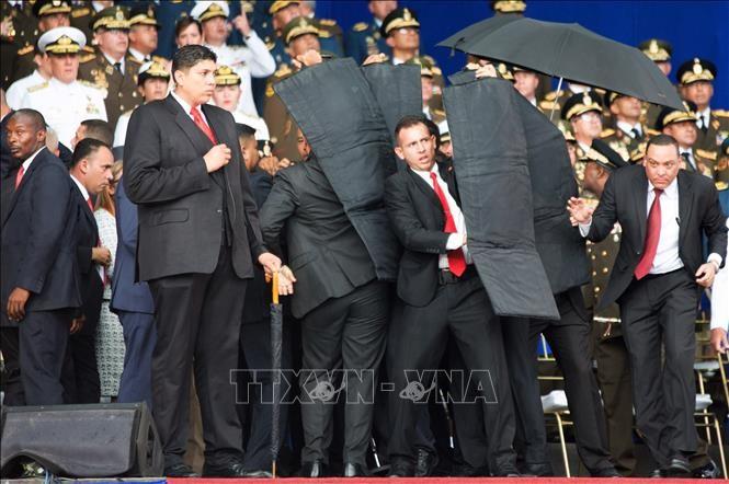 В Венесуэле задержано трое подозреваемых в покушении на Мадуро - ảnh 1