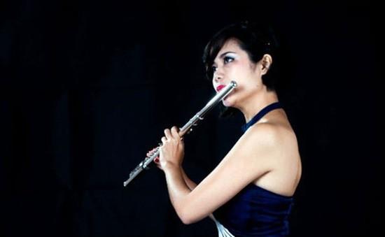 О вьетнамской флейтистке Ле Тхы Хыонг - ảnh 1