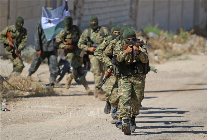 В Сирии вооружённая оппозиция опровергает свой уход из Идлиба - ảnh 1