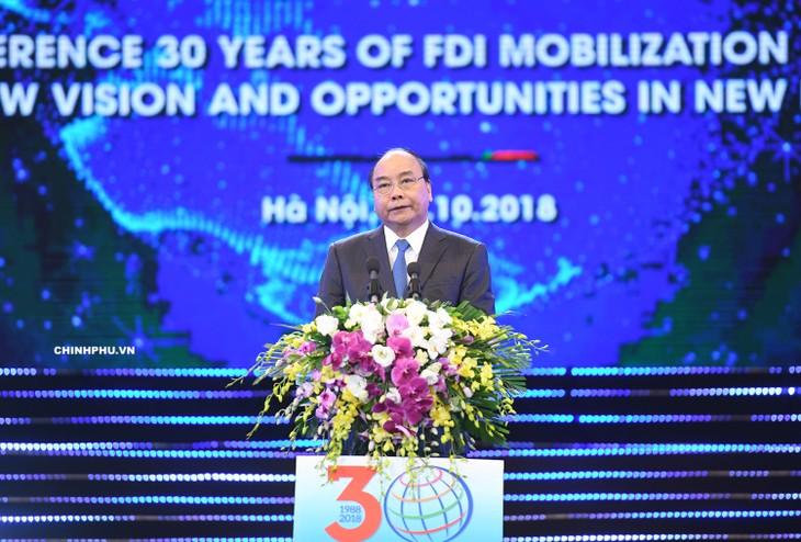 Вьетнам придерживается политики привлечения прямых иностранных инвестиций - ảnh 1