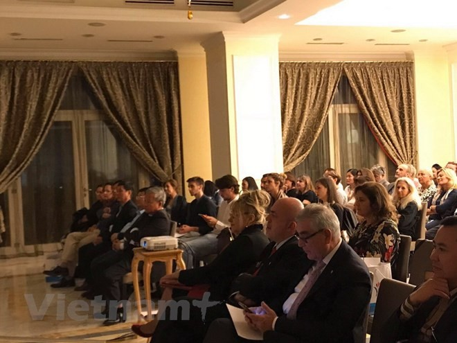 В Италии открылась программа популяризации вьетнамского туризма - ảnh 1