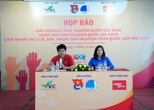 Во Вьетнаме пройдут различные мероприятия в честь Всемирного дня волонтёров - ảnh 1